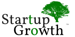Startup to Growth Logo Concept - v3