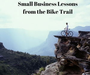 Part 1: Small Business Lessons from the Bike Trail