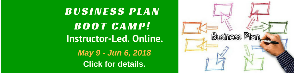 Business Plan Boot Camp Online Classes