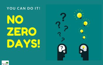 Small Business Owners: No Zero Days Mindset!